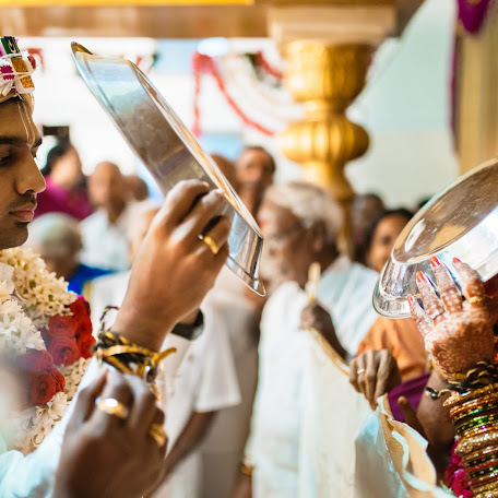 Wedding photographer Balaravidran Rajan (firstframe). Photo of 01.02.2019