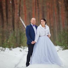 Wedding photographer Vladimir Ezerskiy (Dokk). Photo of 10.03.2018