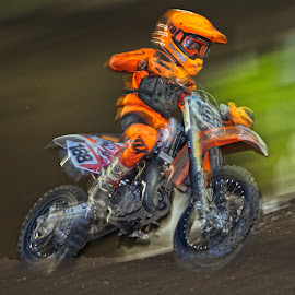 by Jim Jones - Sports & Fitness Motorsports ( motion, abstract, movement, motion blur, colorful )