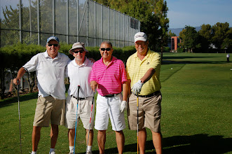 Photo: John Sasser, Jim Perko, Vince Delfino and Jay Dameron