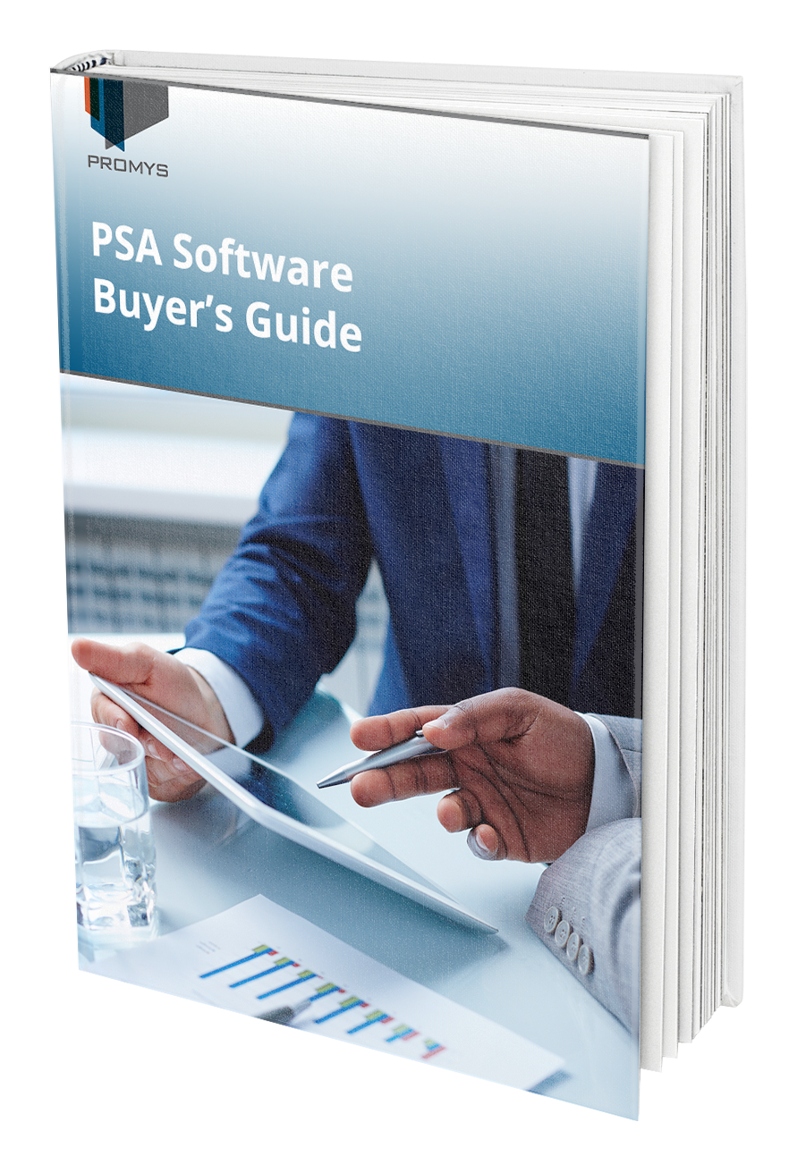 Promys PSA Buyers Guide Cover