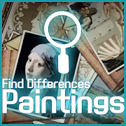 Find differences-Paintings