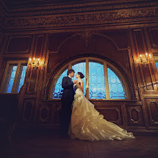 Wedding photographer Viktoriya Borisova (IBorisoff). Photo of 16.10.2015