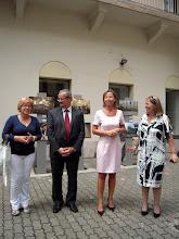 Photo: Ján Volny, Igló polgármestere ismerteti a város és a térség látnivalóit
