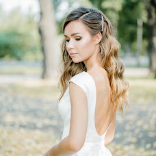 Wedding photographer Olya Filippova (olyafilippova). Photo of 07.09.2017