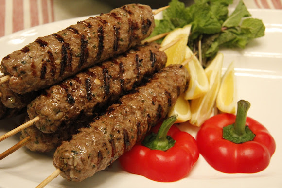 Kebab Plates