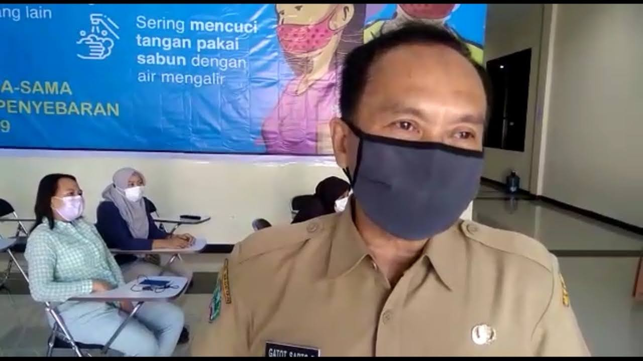Proses Pemulangan PMI dari Karantina Kabupaten Magetan