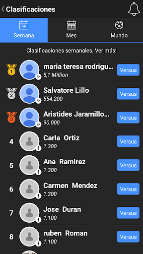 Millionaire Spanish 1.0.0.20180724 screenshots 3