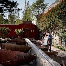 Fotógrafo de casamento Patricio Fuentes (patostudio). Foto de 23.01.2019