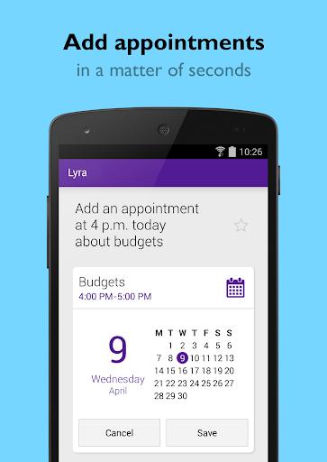Lyra Virtual Assistant 1.31 Screenshots 2
