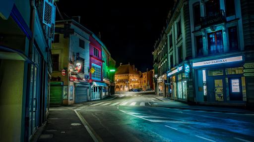 Dans les rues de Rambervillers