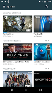 Altice One- screenshot thumbnail