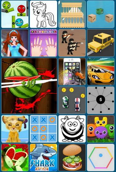 Free Online Mobile Games - YIV- screenshot