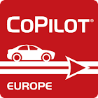 CoPilot Europe Navigation icon