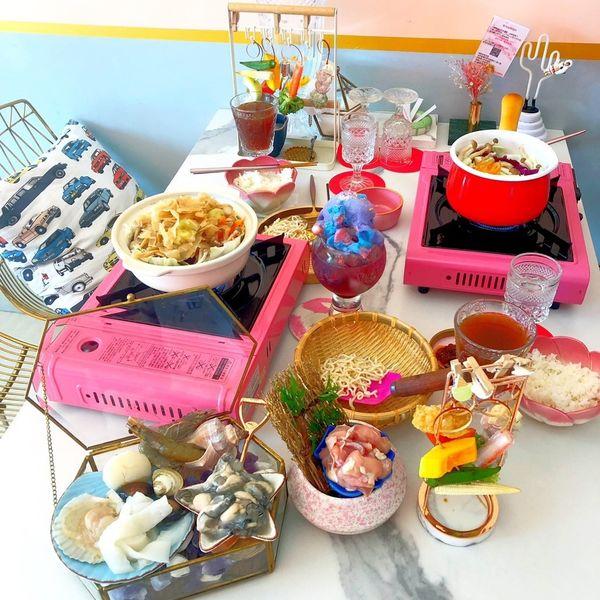 神田のLa Vie風格誌|網美風格、餐點精緻超殺底片的夢幻系餐廳(完整菜單)