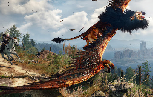 'The Witcher: Monster Slayer', the 'Pokémon GO' Witcher game, is out now