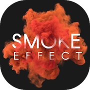 Name Art Smoke Effect