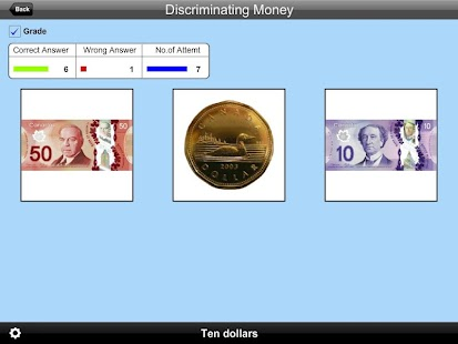 CAD Discriminating Money Lite- screenshot thumbnail