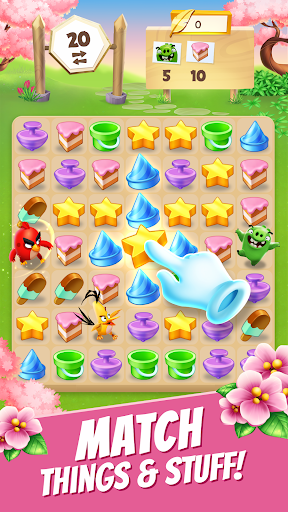 Angry Birds Match - Free Puzzle Game 3.1.0 screenshots 1
