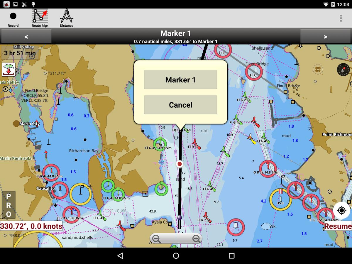 IBoatingMarine Charts Lake Fishing Maps Android Apps On - Lake huron on us map