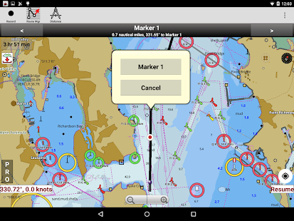 App I Boating Marine Navigation Maps Amp Nautical Charts Apk