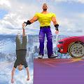 Hollywood City Speed Car Racing Stunts