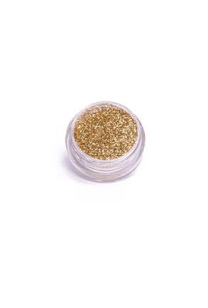 Kroppsglitter, guld 5 ml