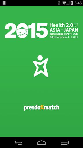 Health2.0 ASIA JAPAN - Presdo