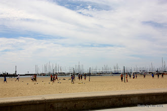 Photo: (Year 3) Day 30 -  Beach Volleyball at Santa Barbara