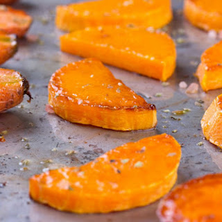 Roasted Yams And Squash Recipes
