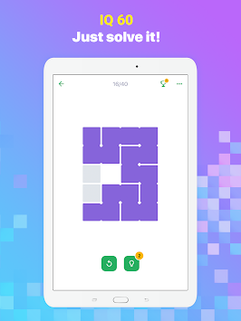 FILL IN  – Connect the Blocks With One Line