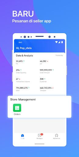 jd.id seller center screenshot 1