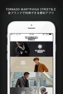 トルネードマート公式アプリ - náhled