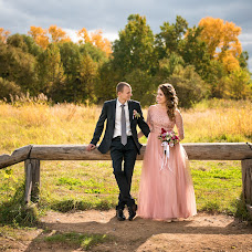 Wedding photographer Maksim Goryachuk (GMax). Photo of 25.09.2017