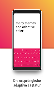 Chrooma - GIF, Emoji, PRO keyboard & Apps Screenshot
