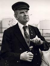 Photo: 1980 Formand for GOR Henning Langhoff. Foto Fyens Stifstidende
