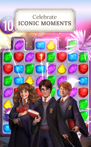 Harry Potter: Puzzles & Spells screenshots 11