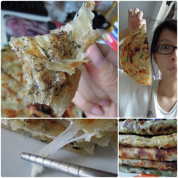 【食記】OEC 蔥媽媽 手工抓餅組 (陽光香蔥、菠菜、九層塔、香椿、南瓜)。