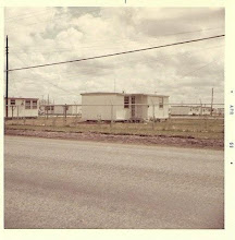 """Photo: Base housing for married enlisted E4 and below. Someone said it was also known as """"Splinterville"""" When I lived there '67-69 the rent was $30/month"""