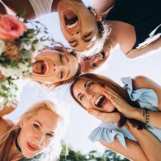 Wedding photographer Olga Paschenko (OlgaSummer). Photo of 11.10.2017