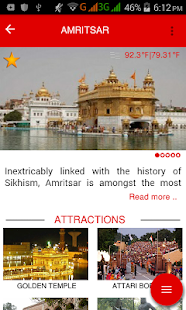 Punjab Tourism- screenshot thumbnail