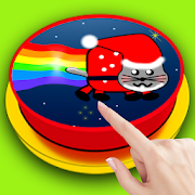 Button for nyan cat meme