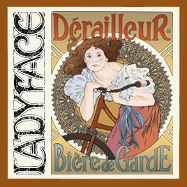 Logo of Ladyface Dérailleur®