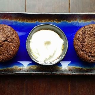 Chocolate Oatmeal Cupcakes.