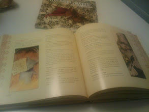 Photo: Mouse Guard Page Spread