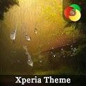 rain   Xperia™ Theme icon