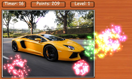 Supercar Speed Jigsaw Puzzle