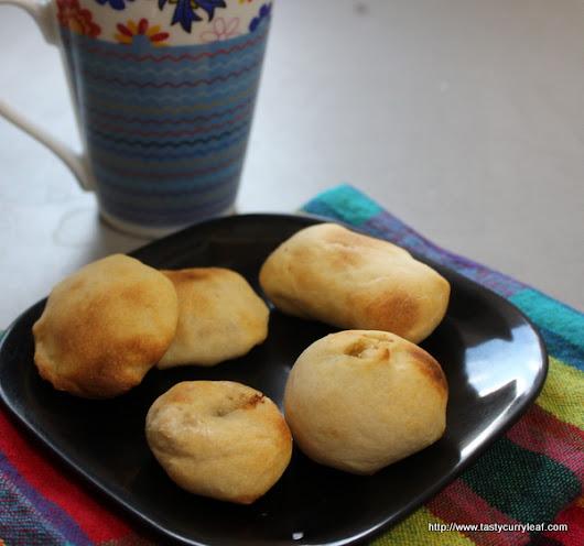Experiments,Emotions,Experiences with food: Vegan Potato Knish | Baking Partners April 2016