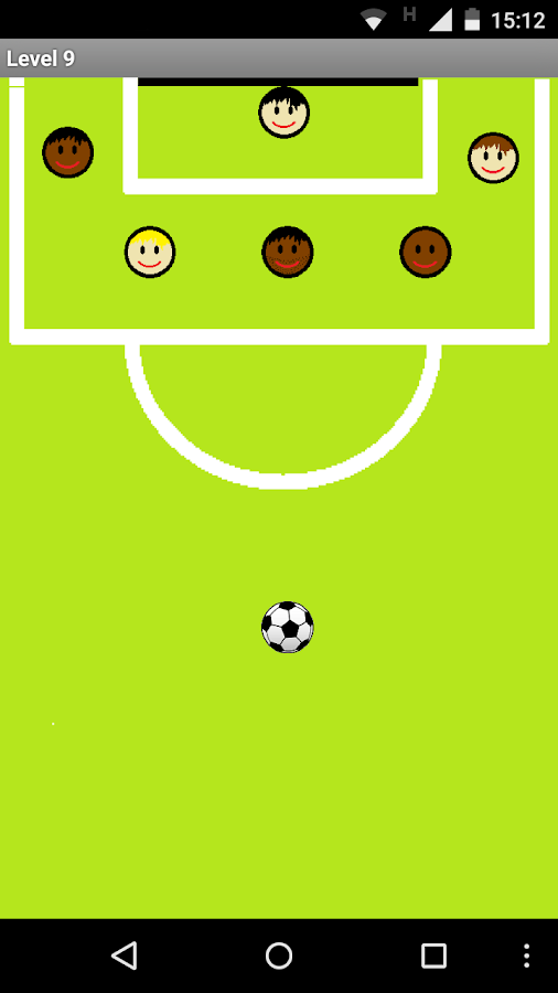 Freekick – Screenshot