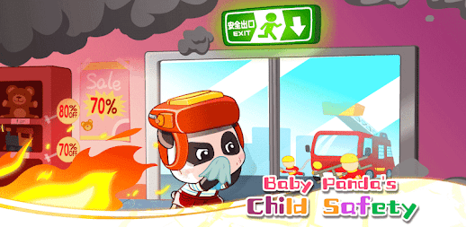 Baby Panda's Kids Safety APK
